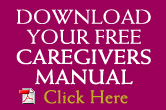 A Free Caregivers Manual